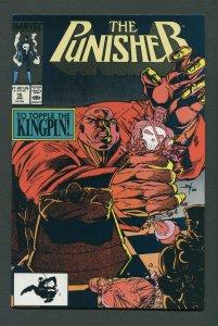 Punisher #15  / 9.0 VFN/NM  January 1989