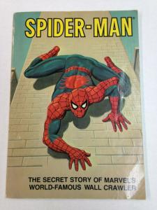 Spider-Man Secret Story of Marvel's Famous Wall Crawler