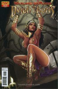 Warlord of Mars: Dejah Thoris #15B VF; Dynamite | save on shipping - details ins