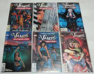 VAMPS HOLLYWOOD & VEIN (1996 VERTIGO) 1-6  co