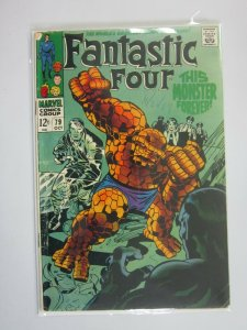 Fantastic Four #79 3.5 VG- (1968 1st Series)