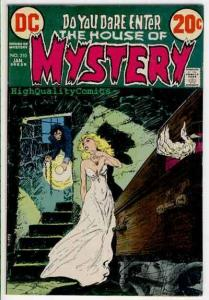 HOUSE of MYSTERY #210, FN/VF, Exterminator, Kaluta, more in store