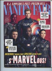 VANITY FAIR: Avengers Infinity War -Capt. America, Vision, Hawkeye, Falcon, Wasp