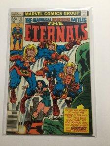 Eternals 17 Very Good- Vg- 3.5 Marvel