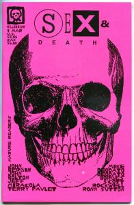 SEX & DEATH #1, VF/NM, Millennium, John Bolton, Horror, Mike Deodato, 1995