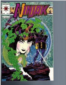 Ninjak #3 (1994)