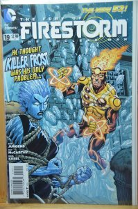 The Fury of Firestorm: The Nuclear Man #19 (2013) VF-NM