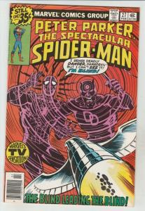 Spider-Man, Peter Parker Spectacular #27 (Feb-79) NM- High-Grade Spider-Man
