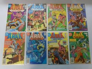 Hi Grade Arak Son of Thunder comic lot 35 different issues (1981-85) 8.5 VF+