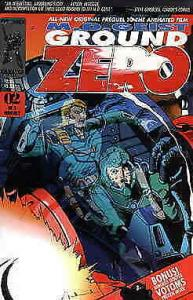 M.D. Geist: Ground Zero #2 VF; CPM | save on shipping - details inside