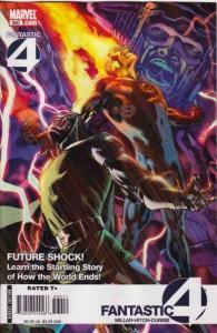 Fantastic Four (2003 series) #560, NM (Stock photo)
