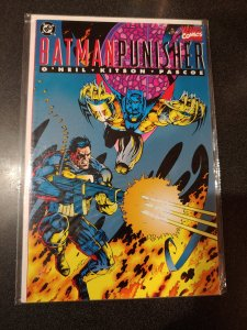 BATMAN PUNISHER Lake of Fire #nn June 1994 NM/MT 9.8 JOKER App JIGSAW