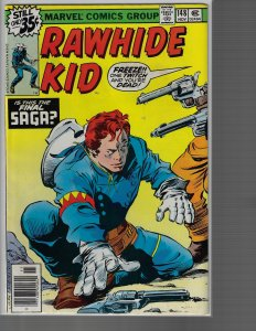 Rawhide Kid #148 (Marvel, 1978) VF/NM