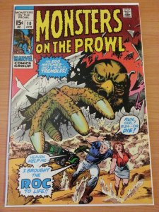 Monsters on the Prowl #10 ~ VERY FINE VF ~ 1971 MARVEL COMICS