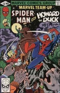 Marvel MARVEL TEAM-UP (1972 Series) #96 VF