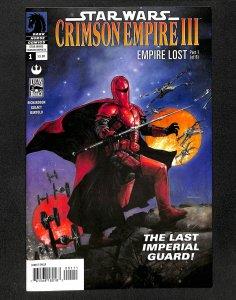 Star Wars: Crimson Empire III - Empire Lost #1 (2011)