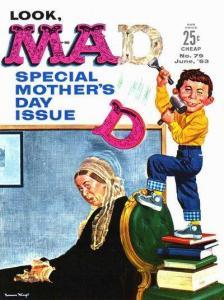 Mad (1952 series) #79, Fine- (Stock photo)