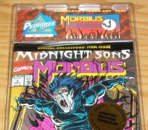 Treat Pedigree Collection: Morbius the Living Vampire VF/NM limited edition pack