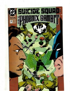12 Suicide Squad DC Comics # 41 42 43 44 45 46 47 51 55 56 57 58 Batman HG3