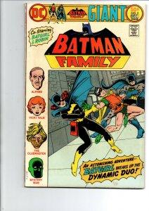 Batman Family #2 - Batgirl - Robin - 1975 - (-Very Fine)