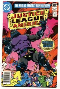 JUSTICE LEAGUE OF AMERICA #185 1980-COMIC BOOK-DARKSEID
