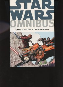 STAR WARS OMNIBUS: Emissaries & Assassins (Dark Horse - First Edition Softcover)