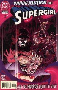 SUPERGIRL (1996 DC) #37 NM