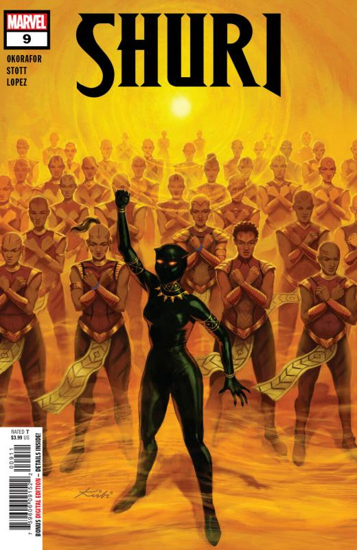 Shuri #9 (Marvel, 2019) NM