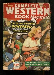 COMPLETE WESTERN PULP-1944-MARCH-DAWSON/HOLT/MANNERS FR/G