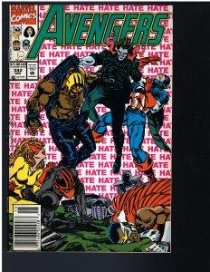 Avengers #342 (Marvel, 1991)