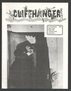 Cliffhanger #22 1994-WOY-zine for fans & collectors of serials--Dick Tracy-Ru...