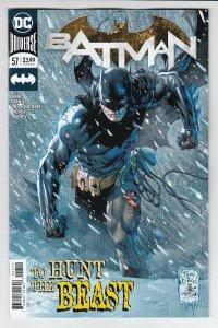 BATMAN (2016 DC) #57