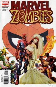Marvel Zombies #5 VF; Marvel | save on shipping - details inside
