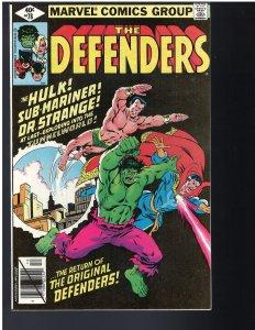 Defenders #78 (Marvel, 1979)