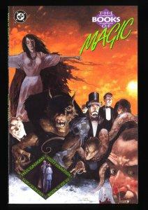Books of Magic #2 NM- 9.2
