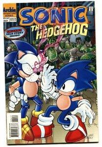 SONIC THE HEDGEHOG #34 comic book 1995-Archie Comics-Sega