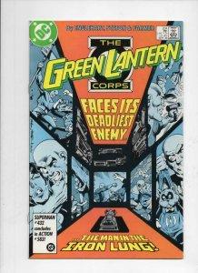 GREEN LANTERN #204, VF/NM,  Joe Staton, Corps, DC, 1960 1986 more in store