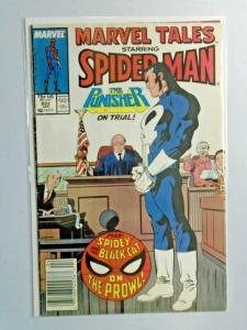 Marvel Tales #222 - with Punisher - 4.0 - 1989
