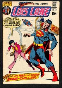 Superman's Girl Friend, Lois Lane #109 (1971)