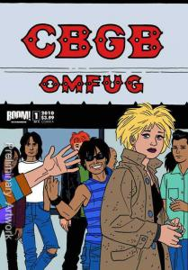 CBGB #1 VF/NM; Boom! | save on shipping - details inside