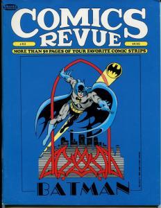 Comics Revue #43 1990-Phantom-Batman-Calvin & Hobbes-Flash Gordon-Latigo-VF