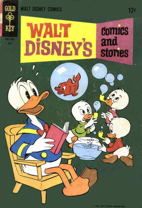 Walt Disney's Comics and Stories #334 FN; Dell | save on shipping - details insi