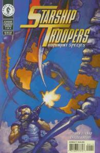 Starship Troopers: Dominant Species #1 VF/NM; Dark Horse | save on shipping - de