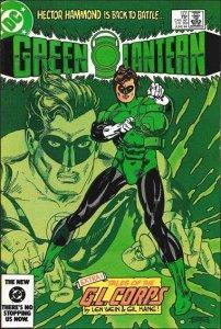 DC GREEN LANTERN (1960 Series) #177 FN+