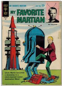 MY FAVORITE MARTIAN (1964 GOLD KEY) 2 VG July 1964