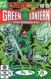 Green Lantern #164 (ungraded) 1st series / stock image ID#B-5