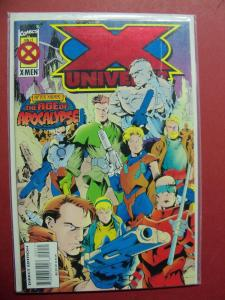 X UNIVERSE  #2 (9.0 to 9.2 or better)  MARVEL COMICS