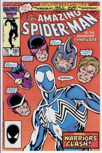 SPIDER-MAN #281, VF+, HobGoblin vs Jack, Amazing, 1963, more ASM in store