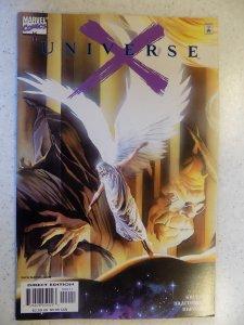 UNIVERSE X # 0