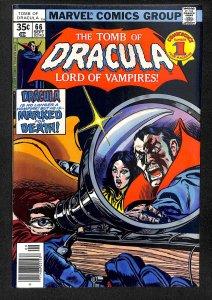Tomb of Dracula #66 (1978)